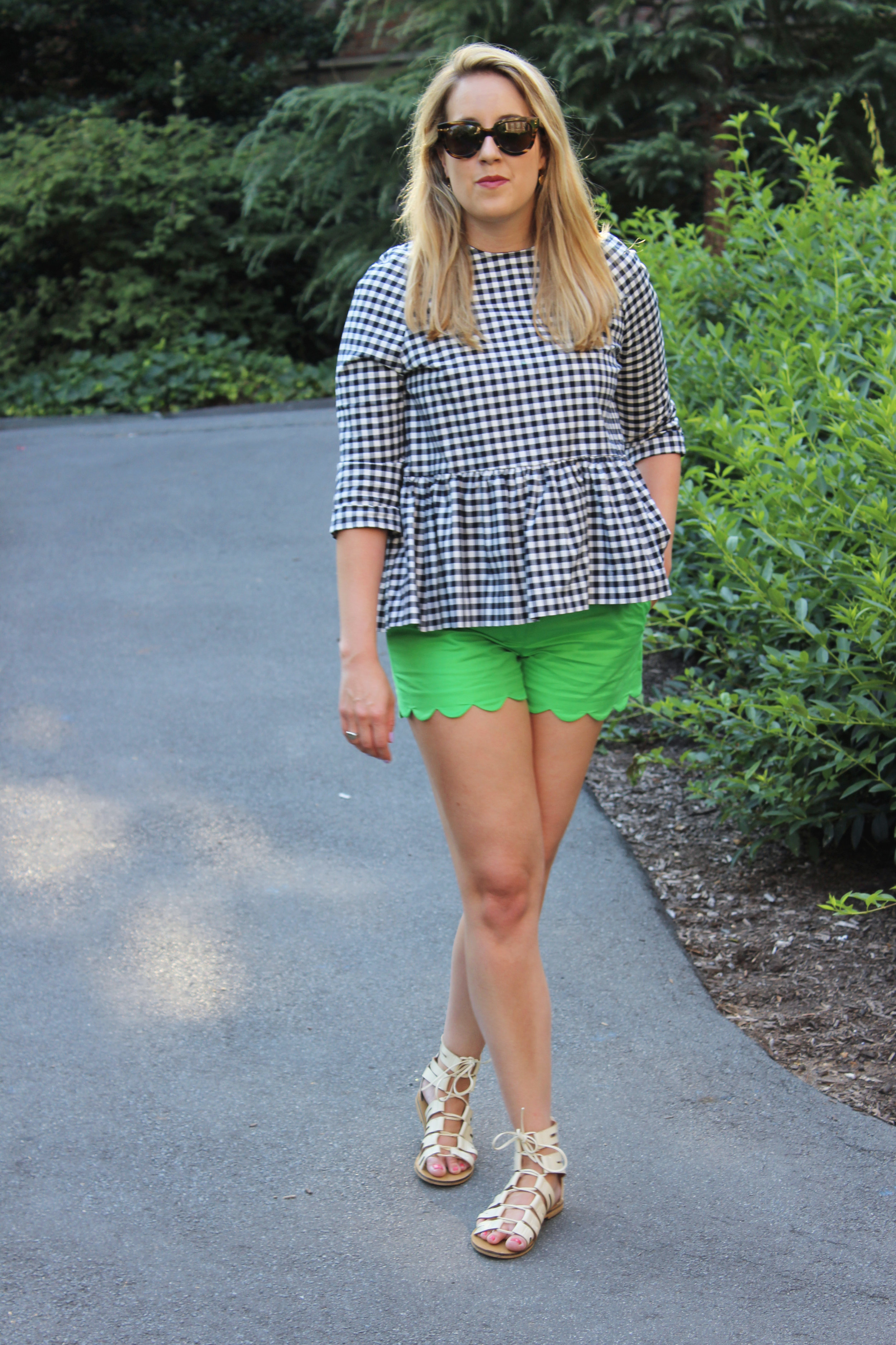 Mixing different colors and styles can lead to the best unexpected outfits