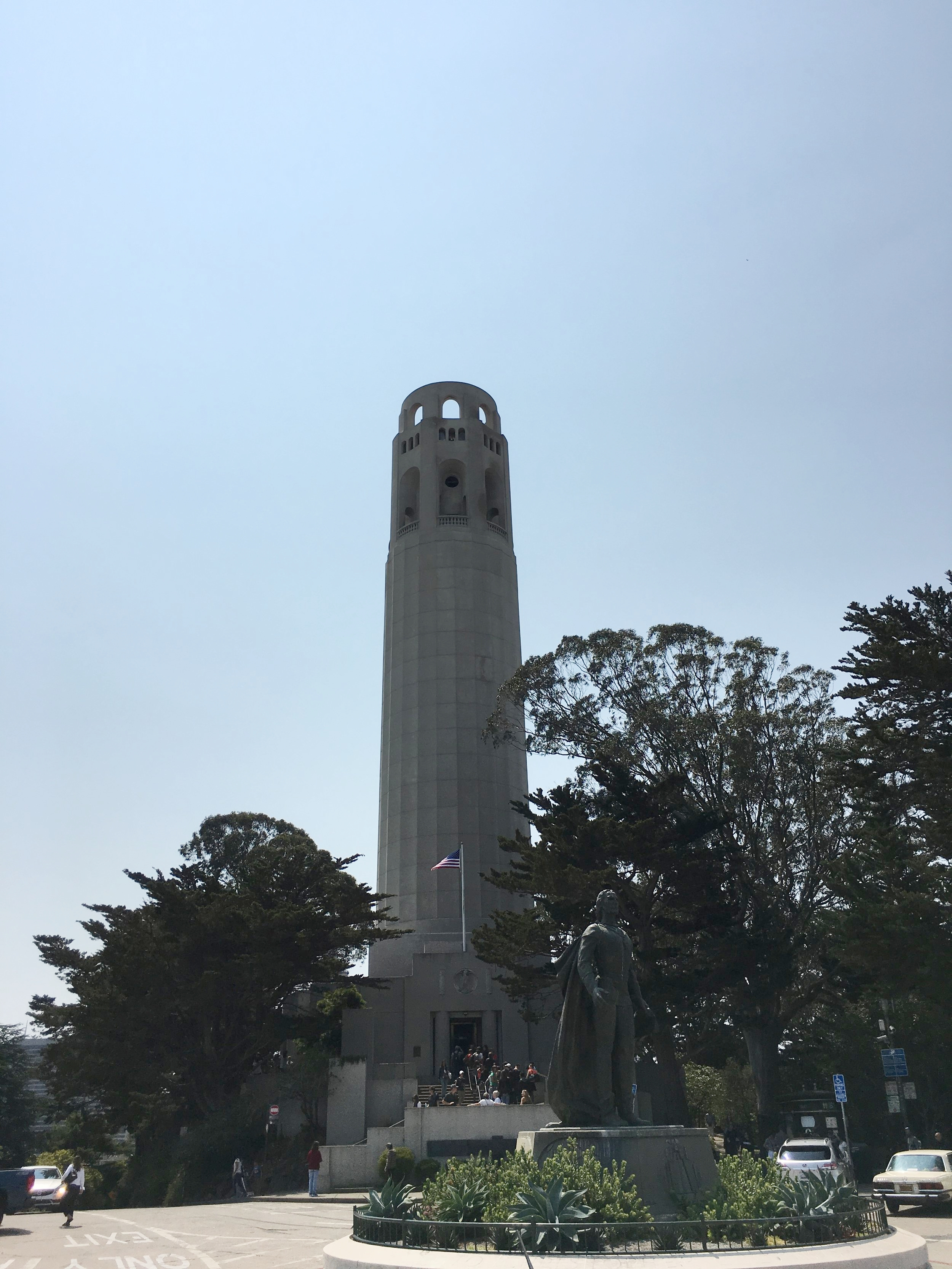 The Quick and Cheap Guide to Visiting San Francisco in Three Days - Coit Tower