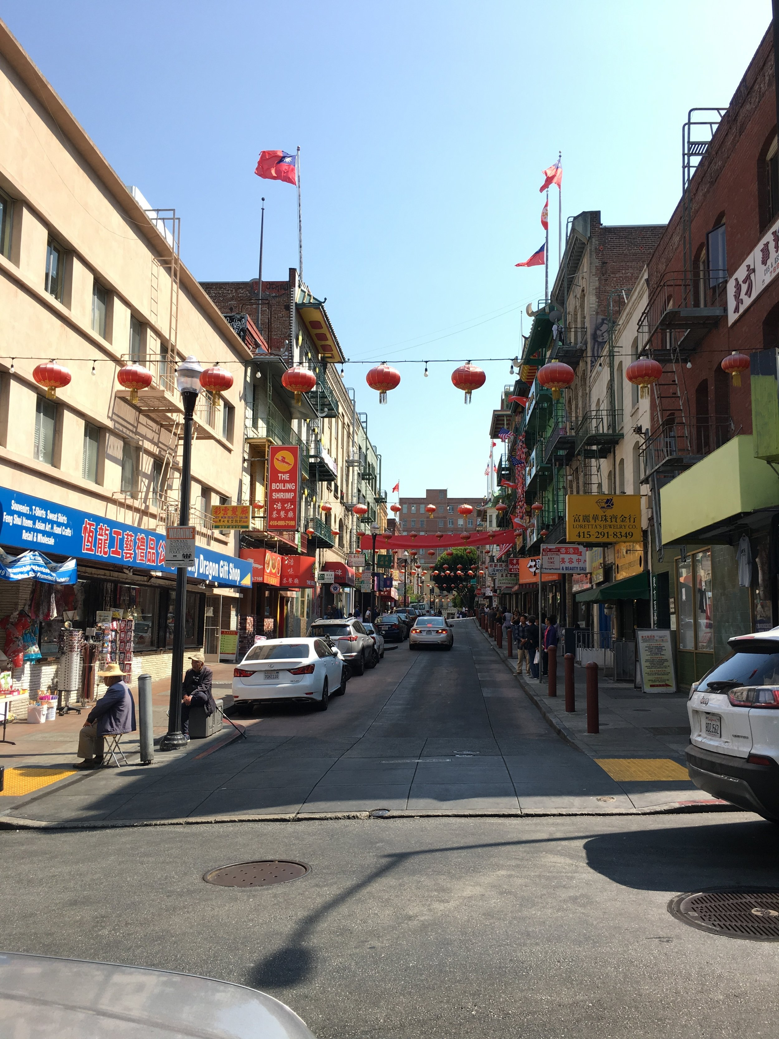 The Quick and Cheap Guide to Visiting San Francisco in Three Days - Chinatown in San Francisco