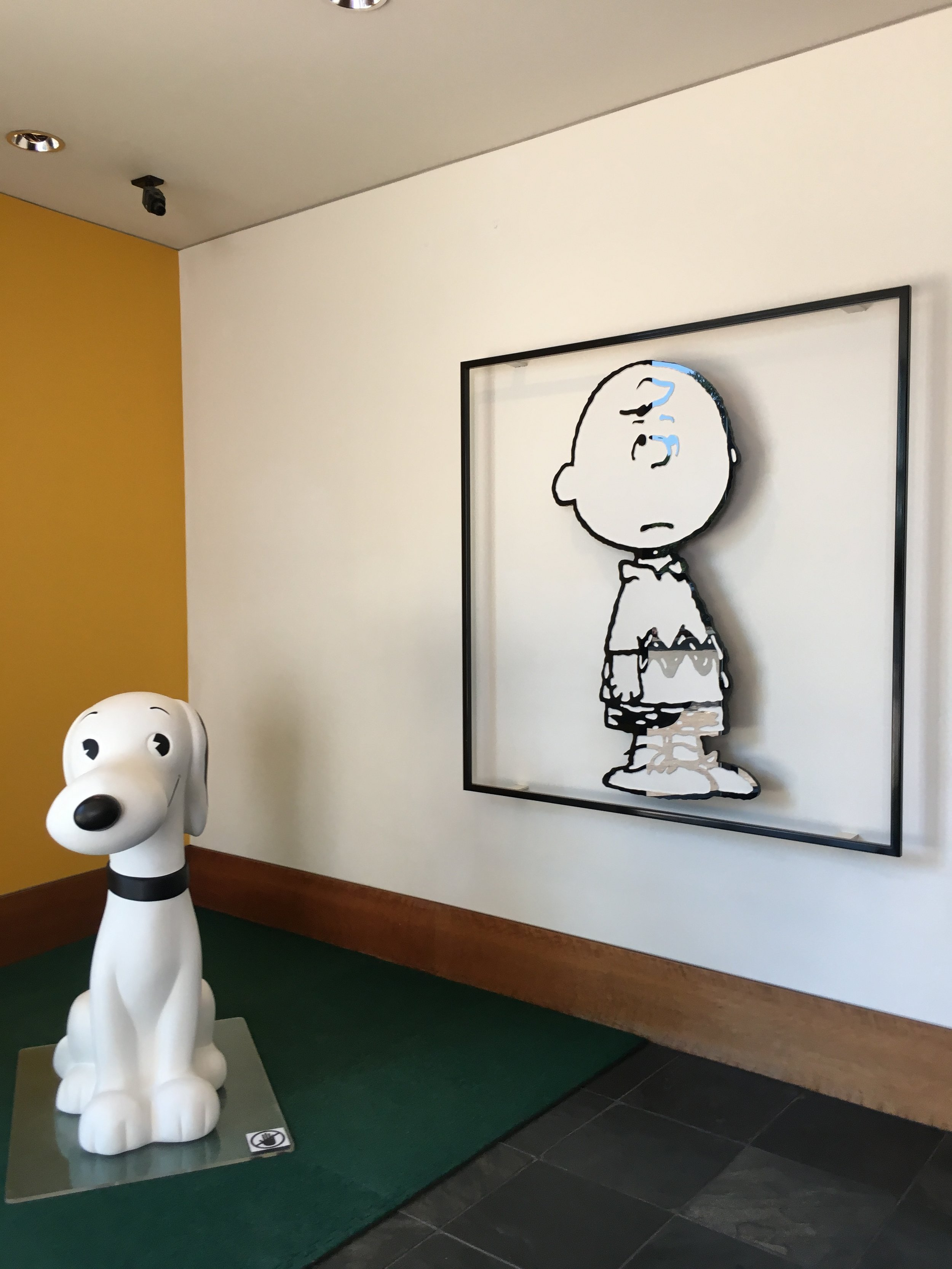 Twenty Four Hours in California Wine Country - Charles M. Schulz Museum