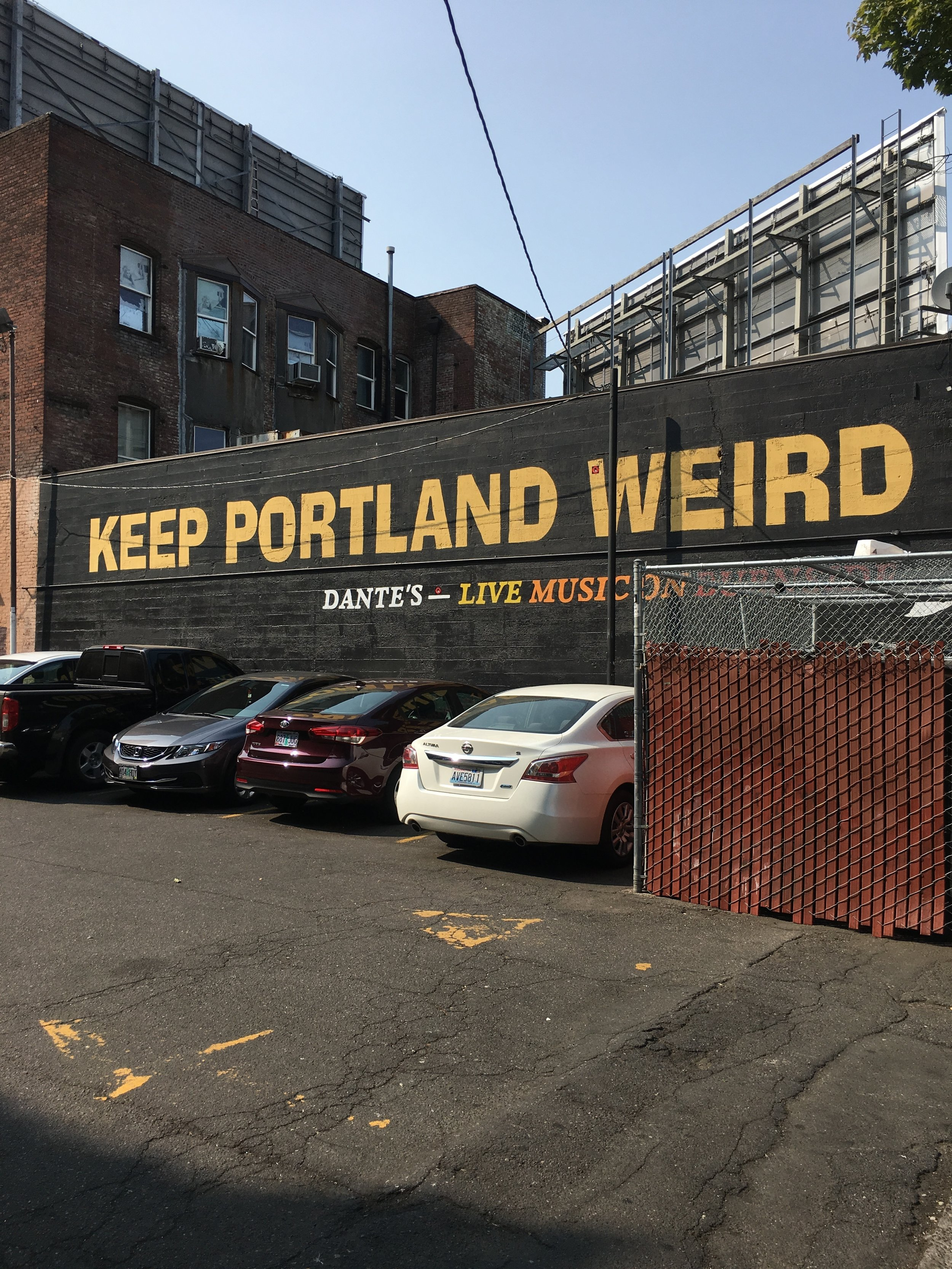 What to See, Eat, and Do in Portland in Four Days - wear she blossoms