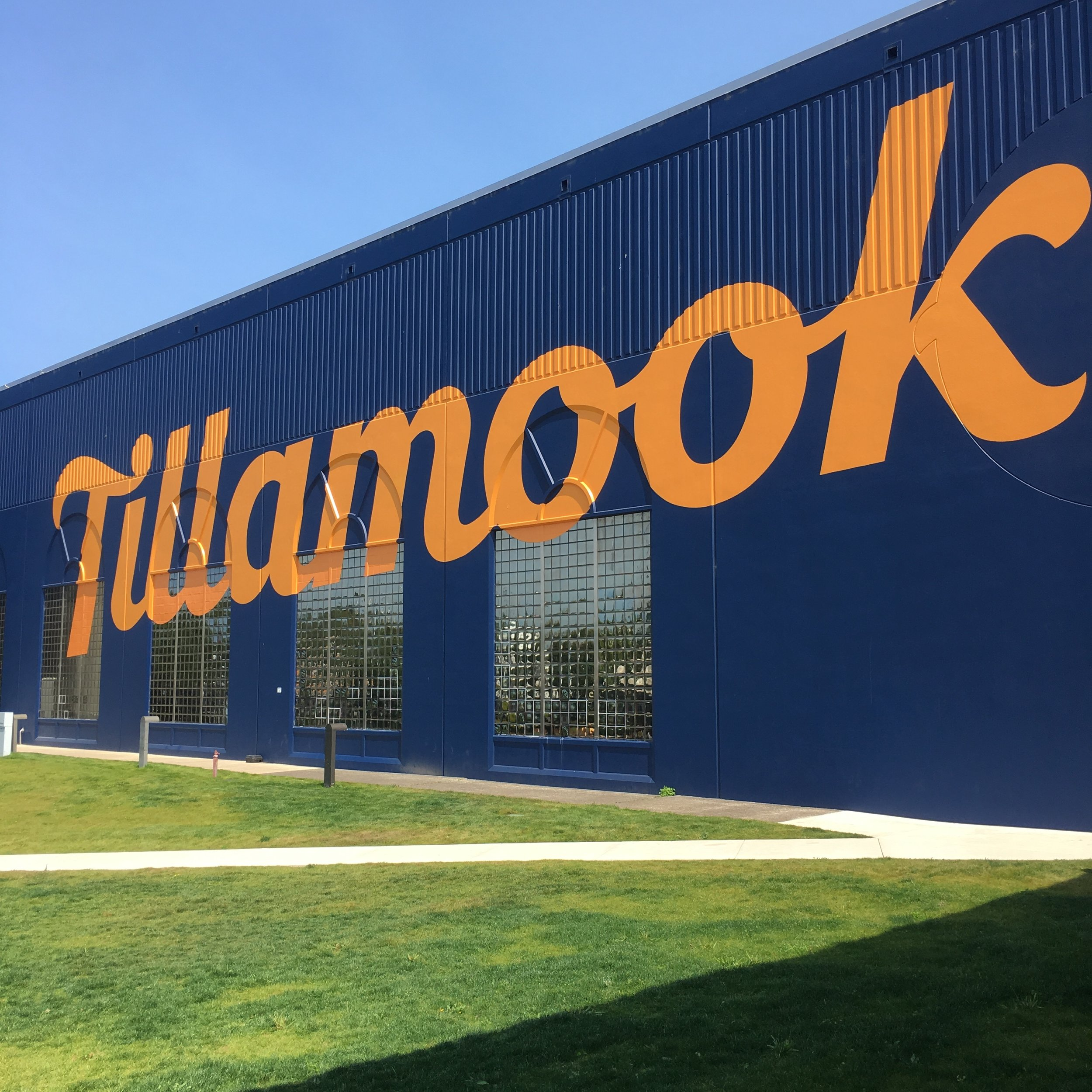 How to Spend Two Perfect Day on the Oregon Coast: Tillamook Creamery