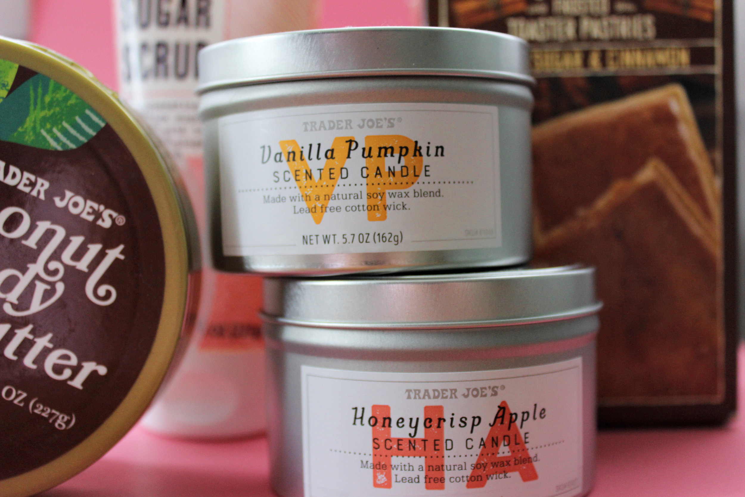 What I'm Loving From Trader Joe's in October - wear she blossoms
