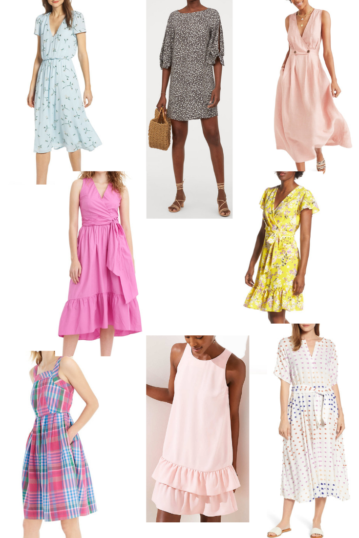 April's Shopping List: Dresses for Every Occasion - wear she blossoms