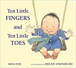 Baby Books We Love: Ten Little Fingers and Ten Little Toes