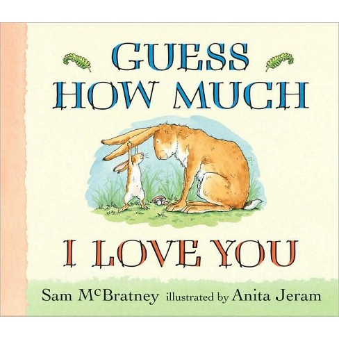 Baby Books We Love: Guess How Much I Love You