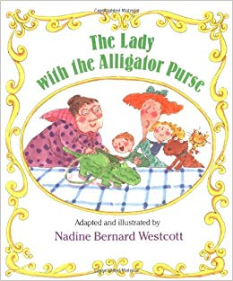 Baby Books We Love: The Lady with the Alligator Purse