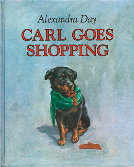 Baby Books We Love: Carl Goes Shopping
