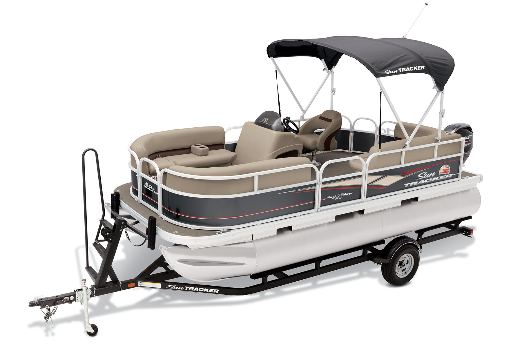 Party Barge 18 DLX -