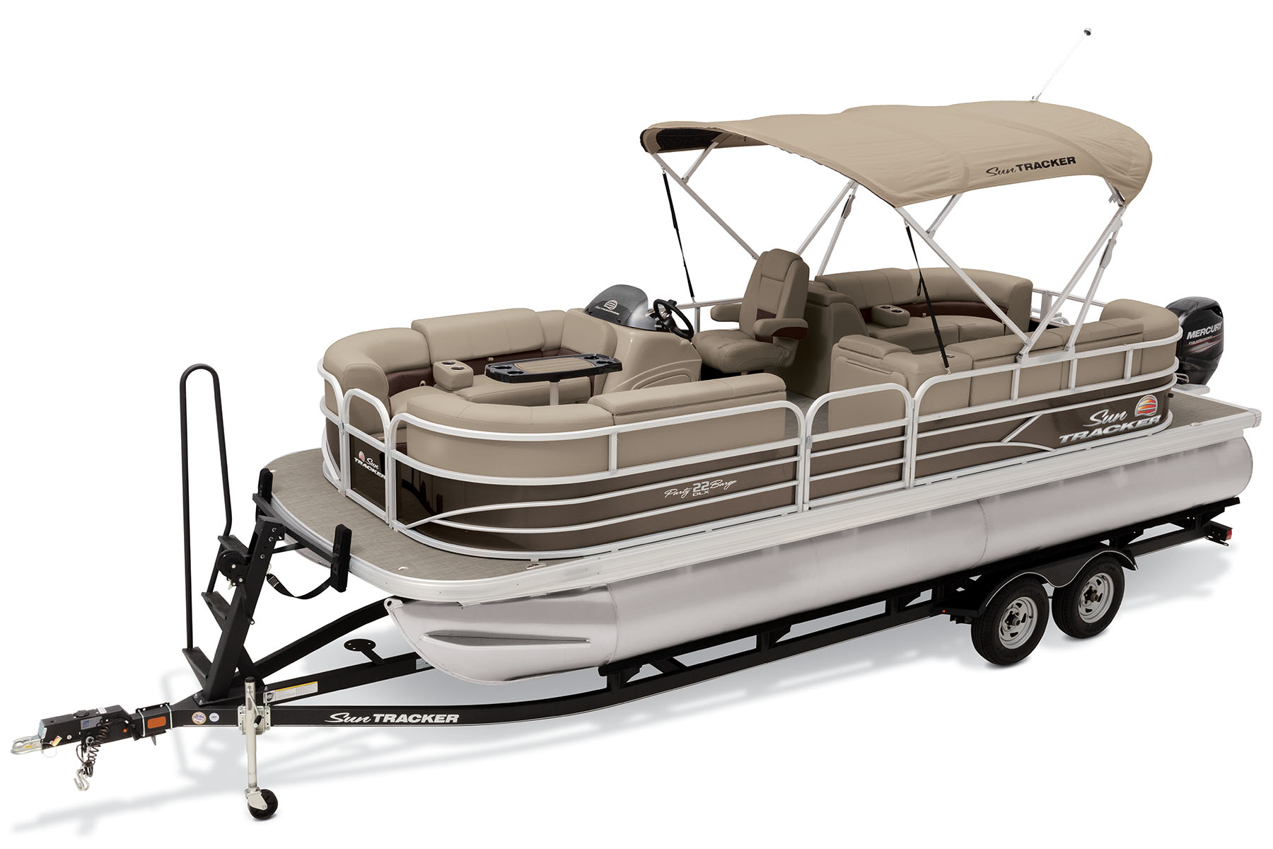 Party Barge 22 DLX -