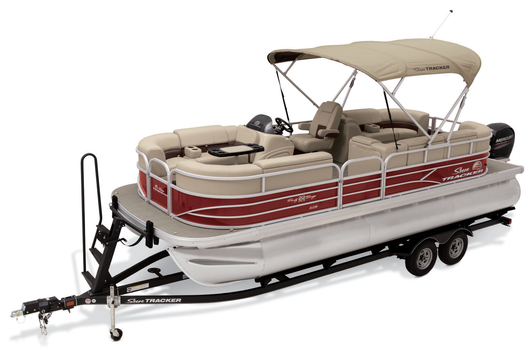 Party Barge 22 XP3 -