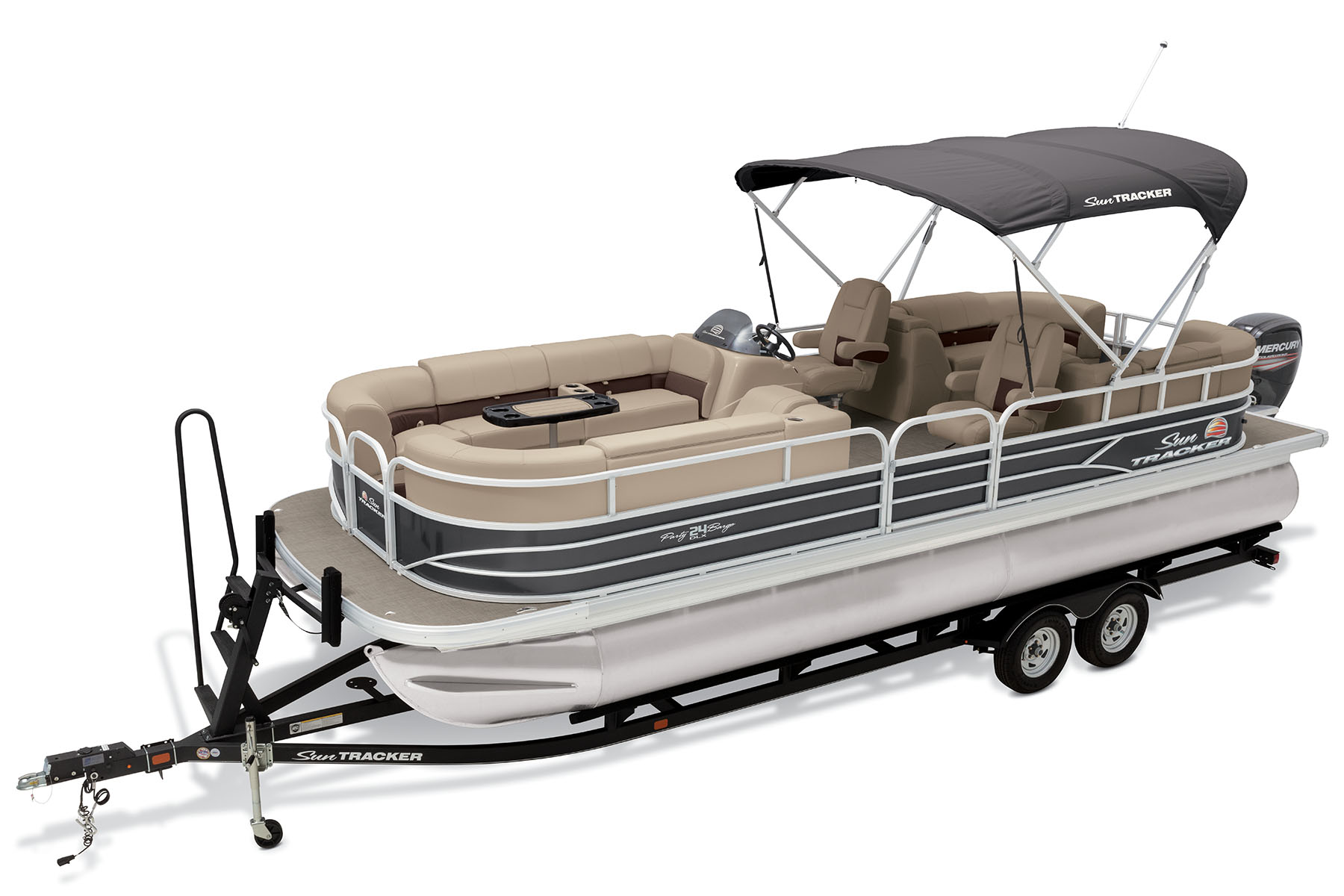Party Barge 24 DLX -