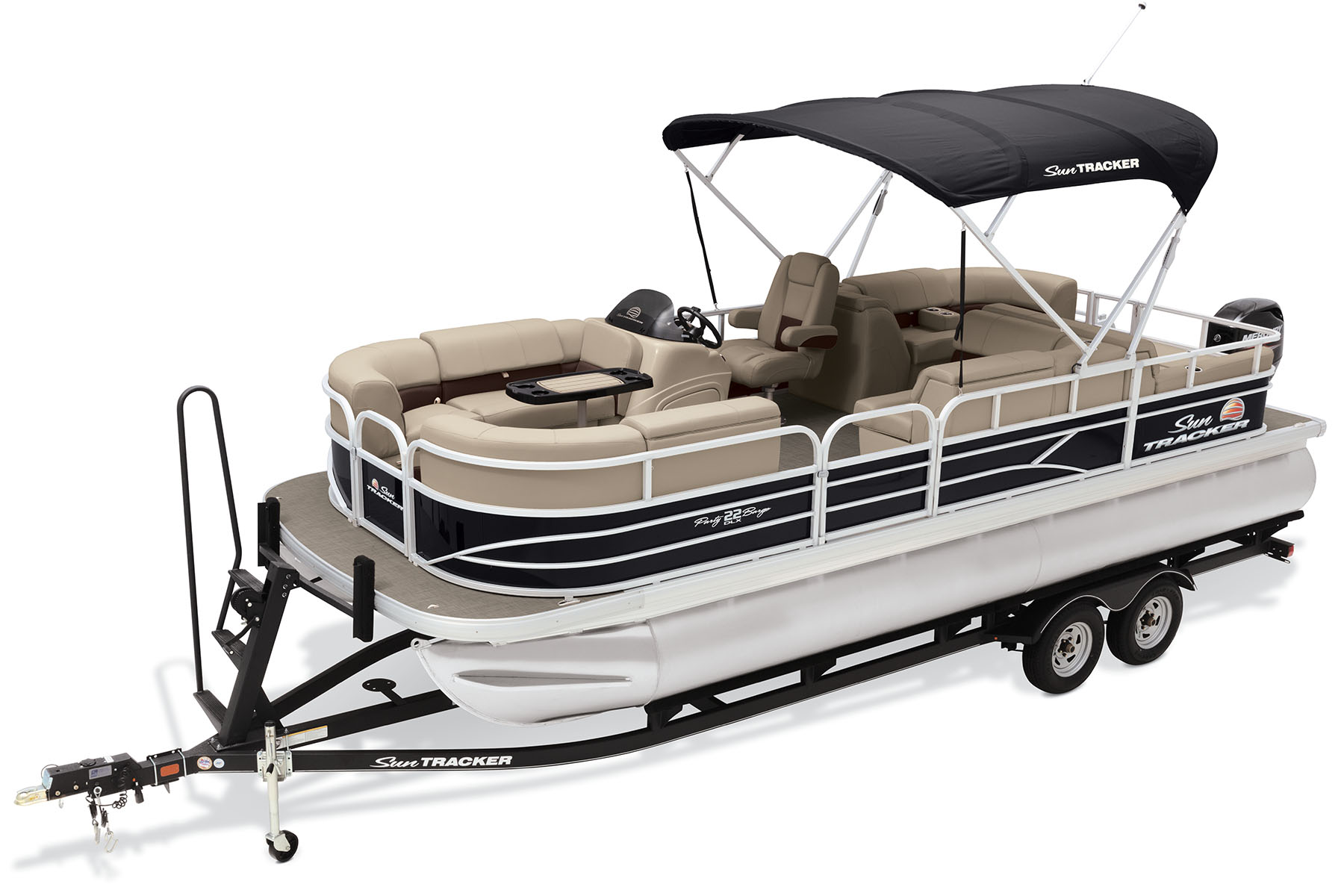 Party Barge 22 RF DLX -