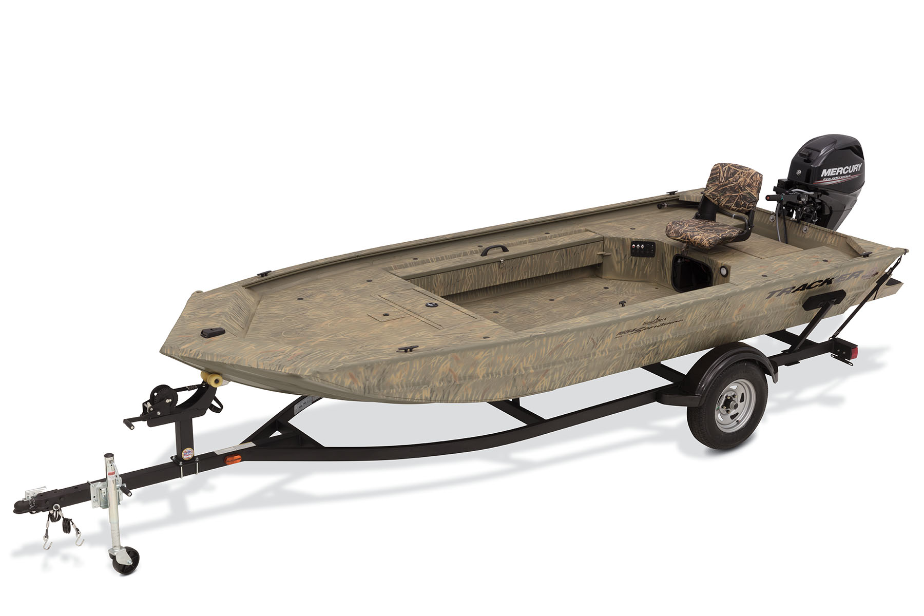GRIZZLY 1654 T Sportsman -