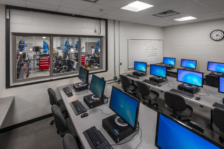 Technical Education Areas