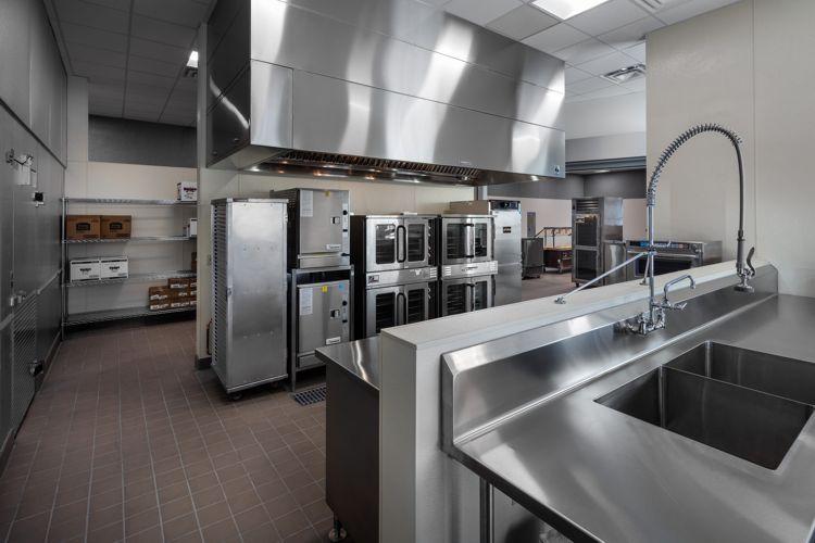 Food Service Renovations