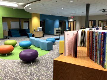 Inspired and Flexible Learning Space for Educational Adequacy