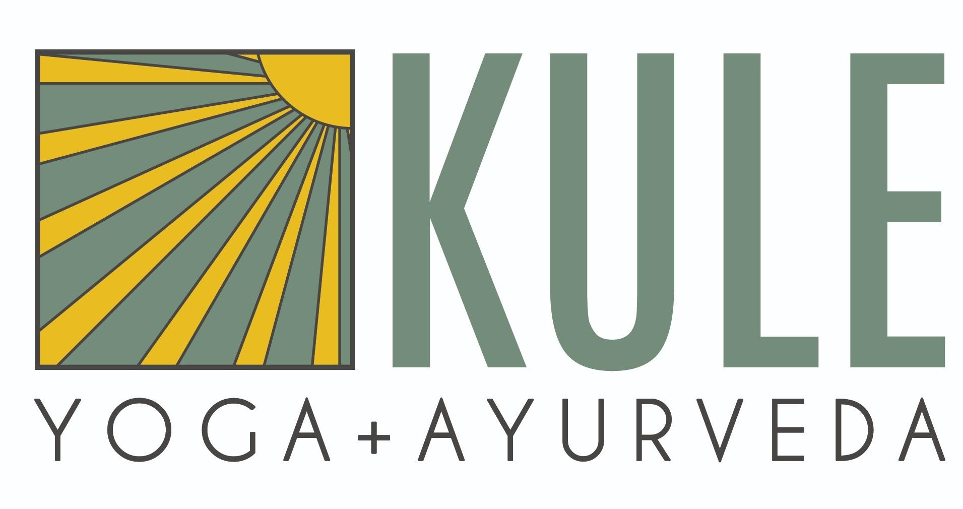 Weekly Classes have moved to KULE Yoga & Ayurveda - www.kuleyoga.com
