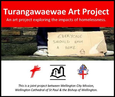 Turangawaewae Art Project - link to the Wellington Diocesean movement online news website