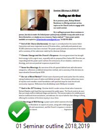 Seminar Offerings - 2 pg PDF