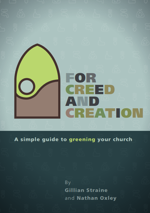 Greening your church guidebook - 25pg PDF