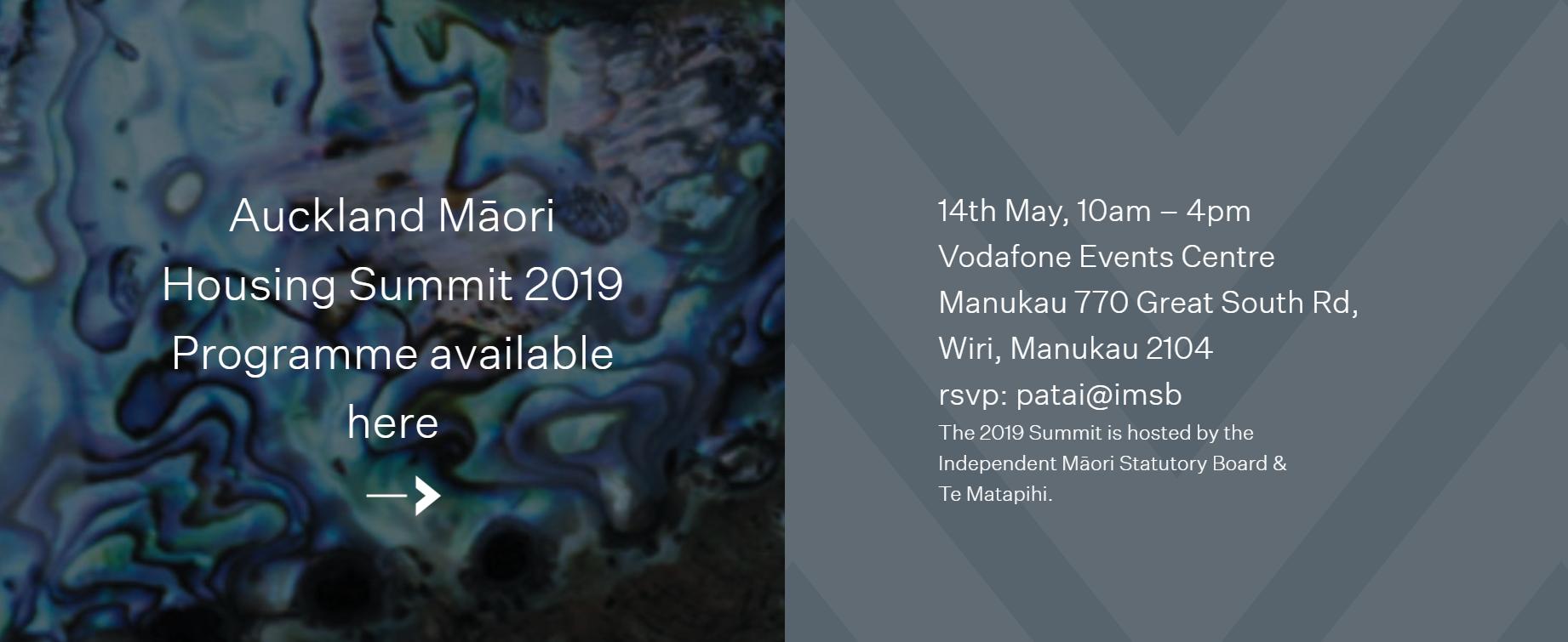 Maori housing summit 2019.PNG