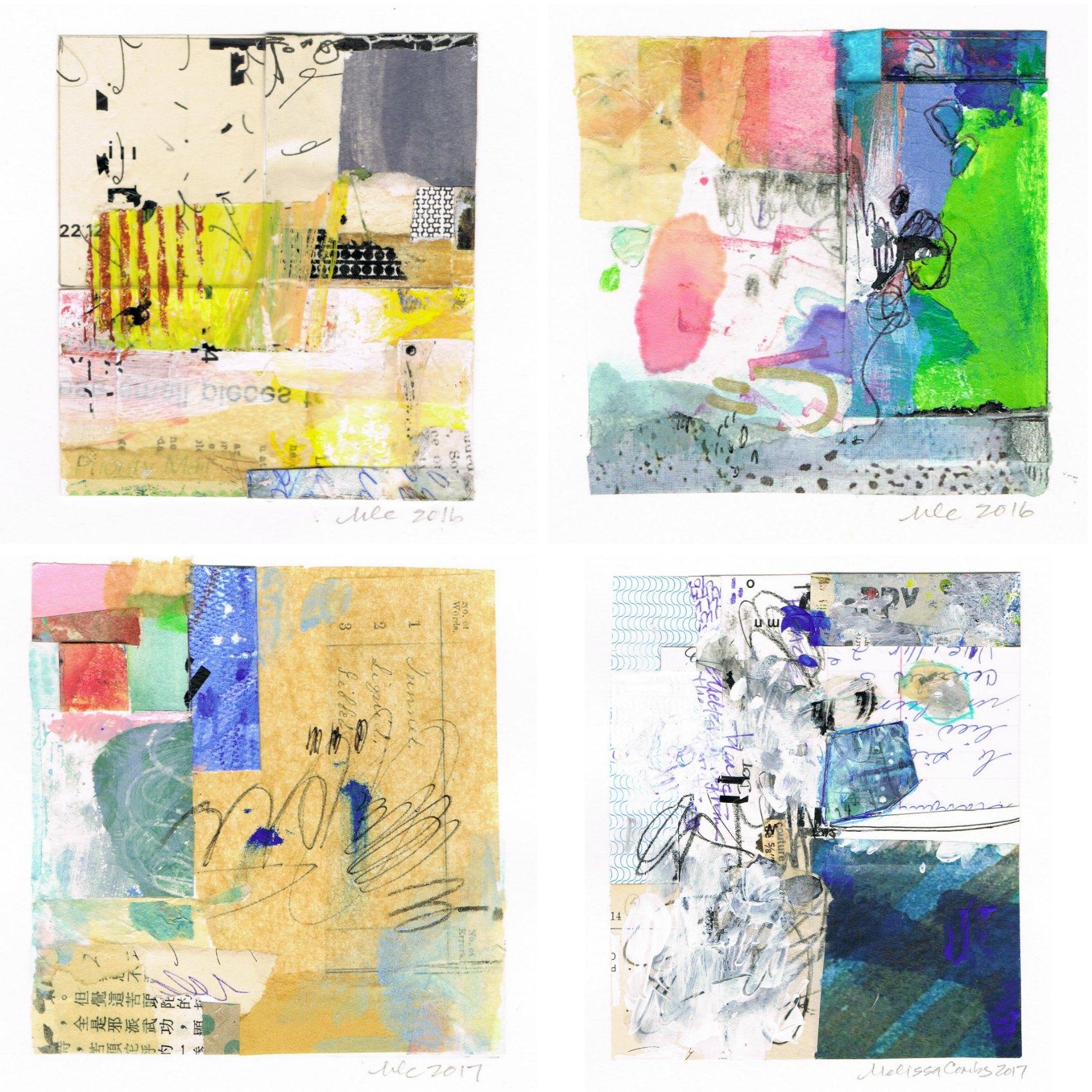 Studio-mlc.com 4 collages