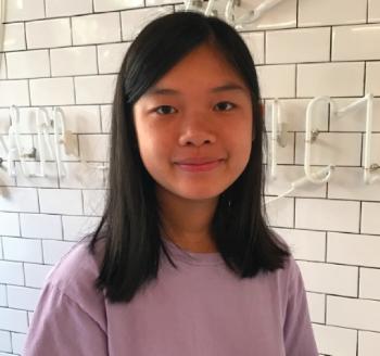 Katelyn Chau is a student at Francis Lewis High School, Bayside, NY.