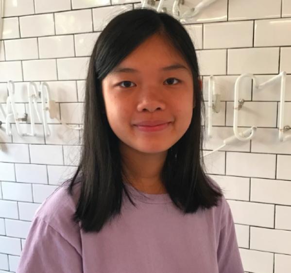 Katelyn Chau is a high school student at Francis Lewis High School, Bayside, NY.