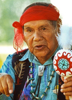 Hopi Elder Thomas Banyacya