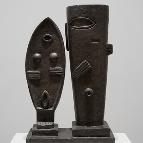 The Couple  by Alberto Giacometti