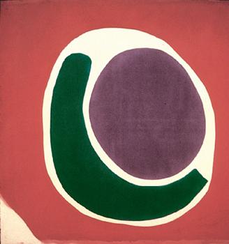 Jules Olitski's  Prince Padusky - Red