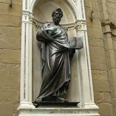 St. Mathew by Ghiberti