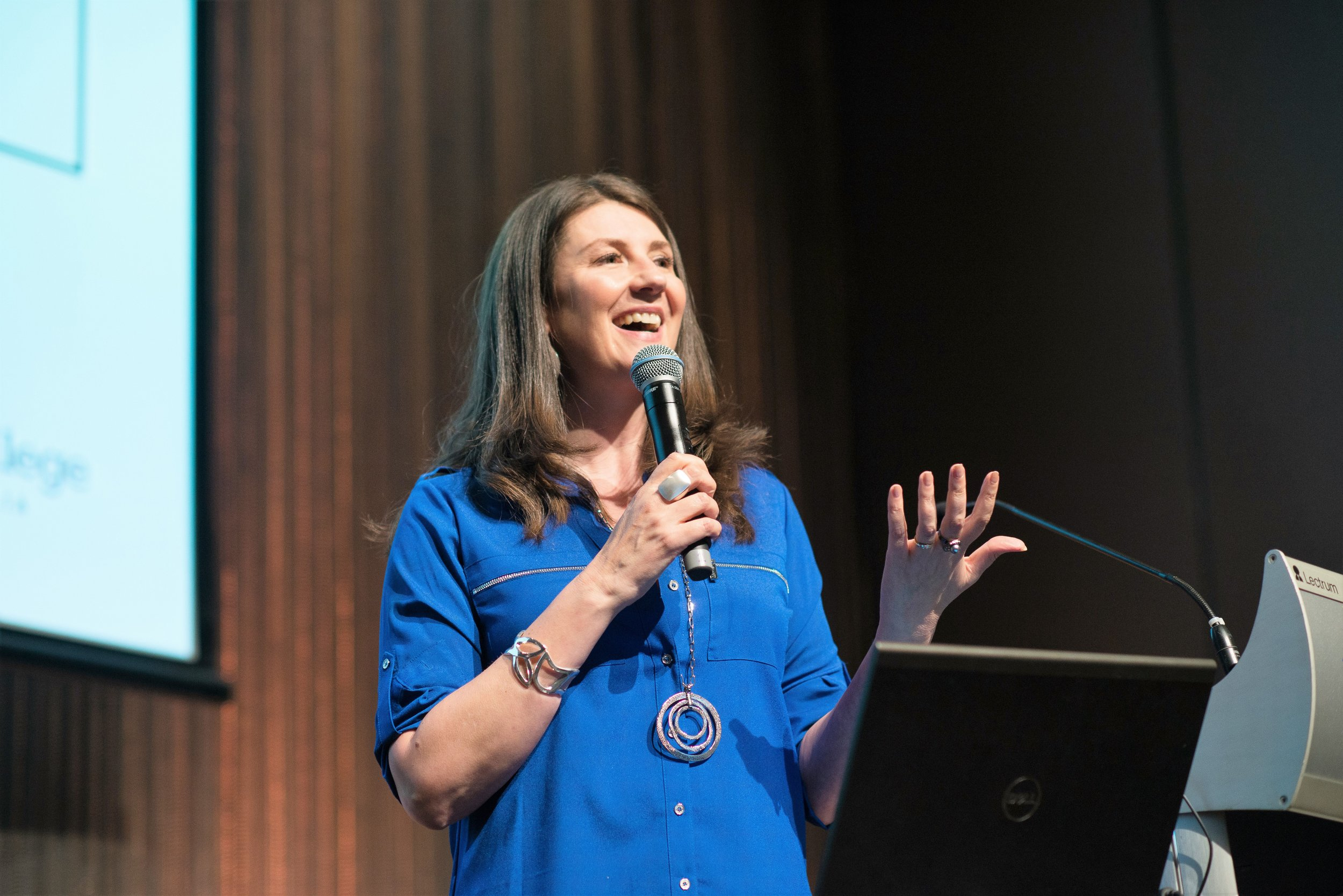 Speaker, author and researcher Lea Waters, PhD