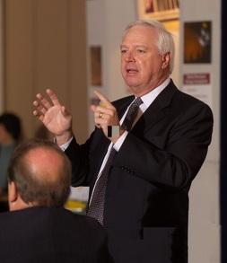 David Cottrell speaking