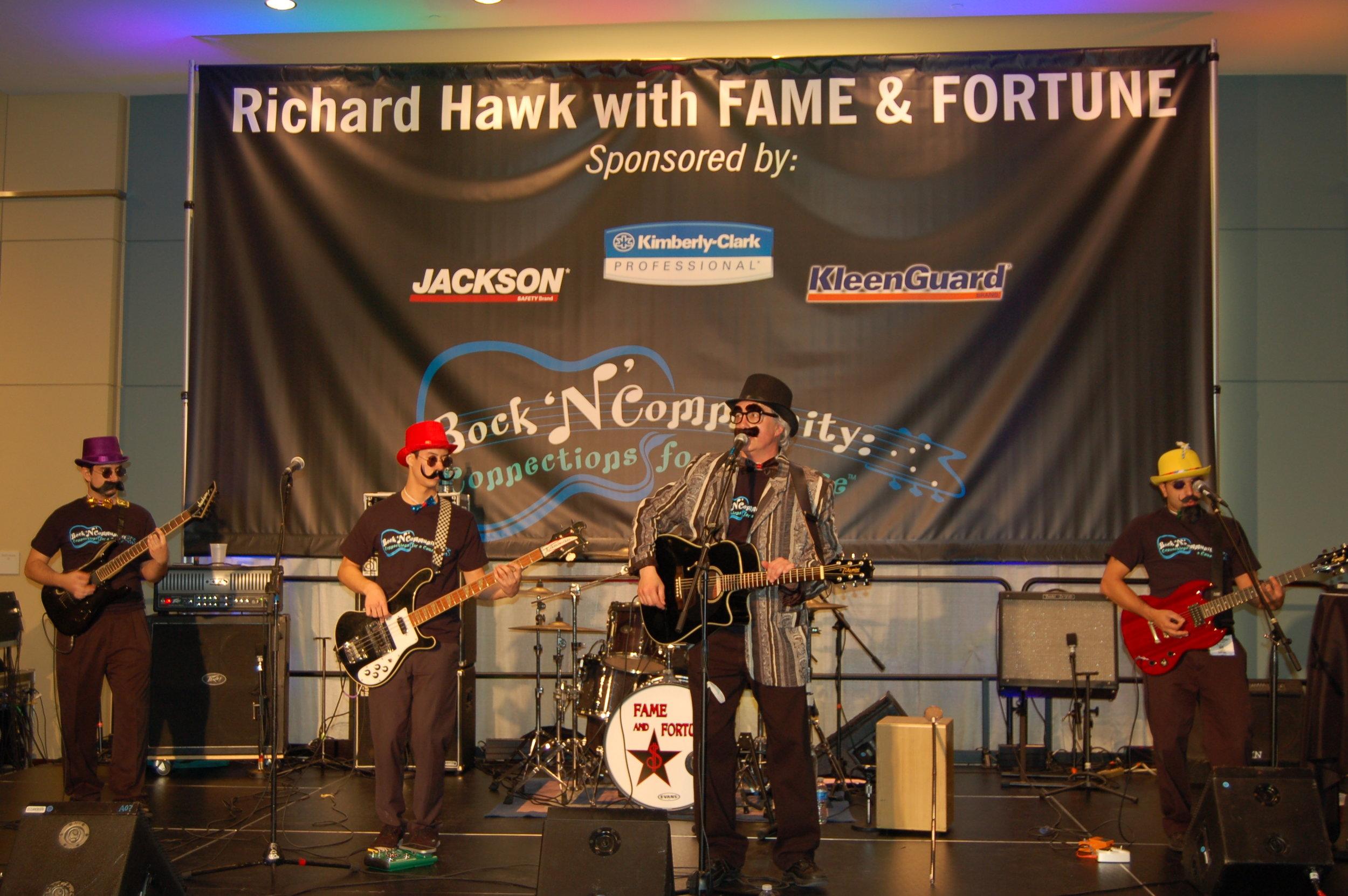 Motivational and Inspiring Safety Speaker Richard Hawk