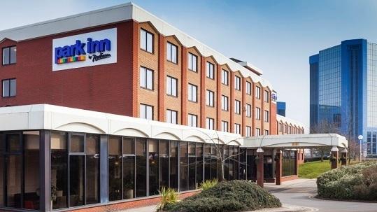 Telford Centre Hotel by Accor TF3 4NA