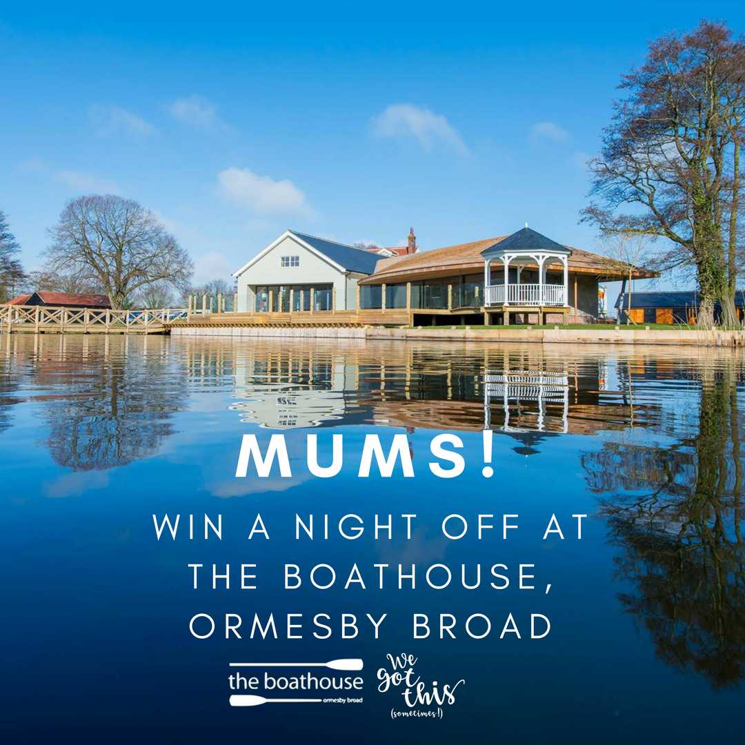 Win an overnight stay for you and up to 8 friends in a luxury lodge at The Boathouse, Ormesby Broad! Take your playlist, pjs and gin and enjoy a lie-in - yaaaas!
