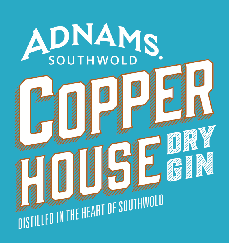 In association with Adnams Copperhouse Gin :-)