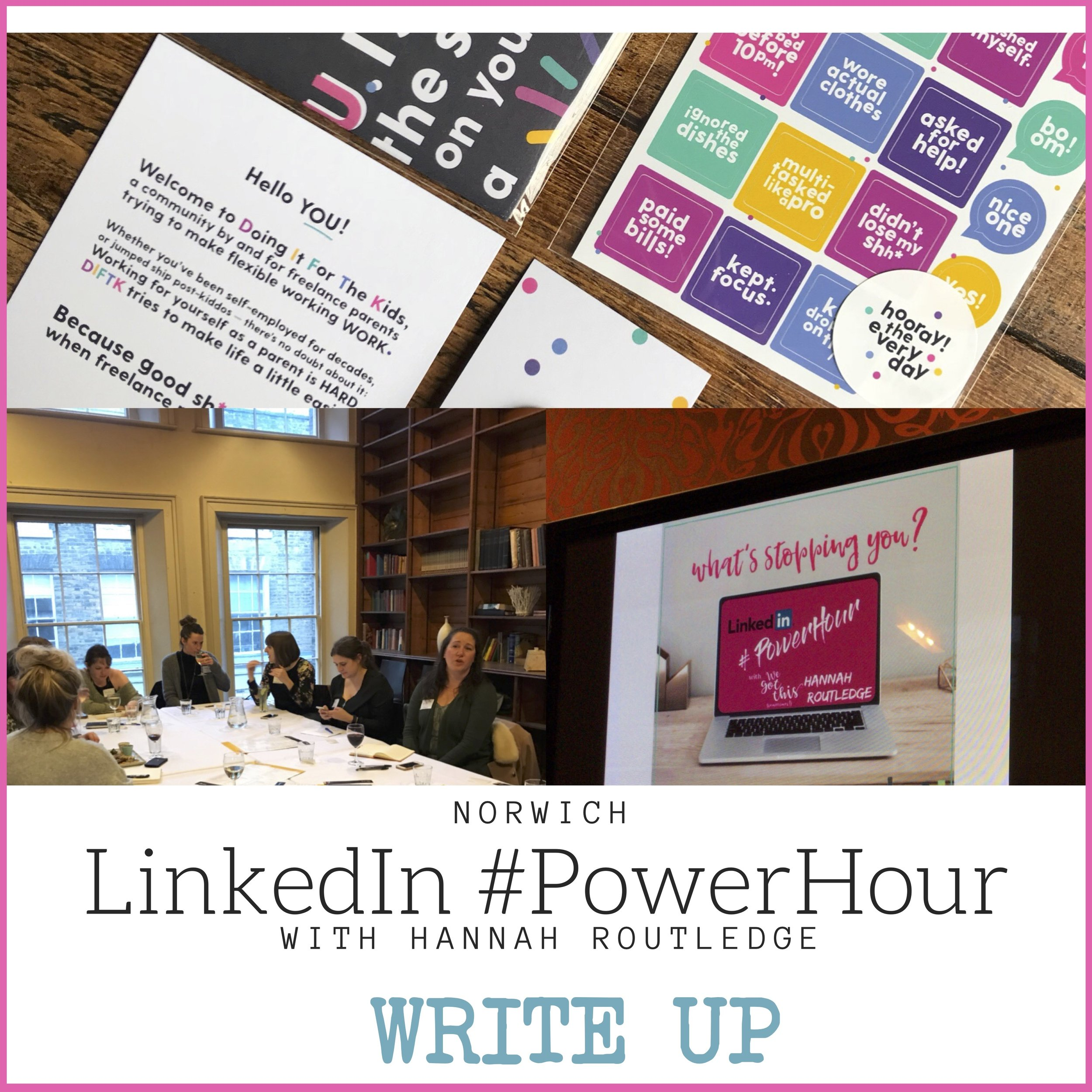 Linkedin Powerhour