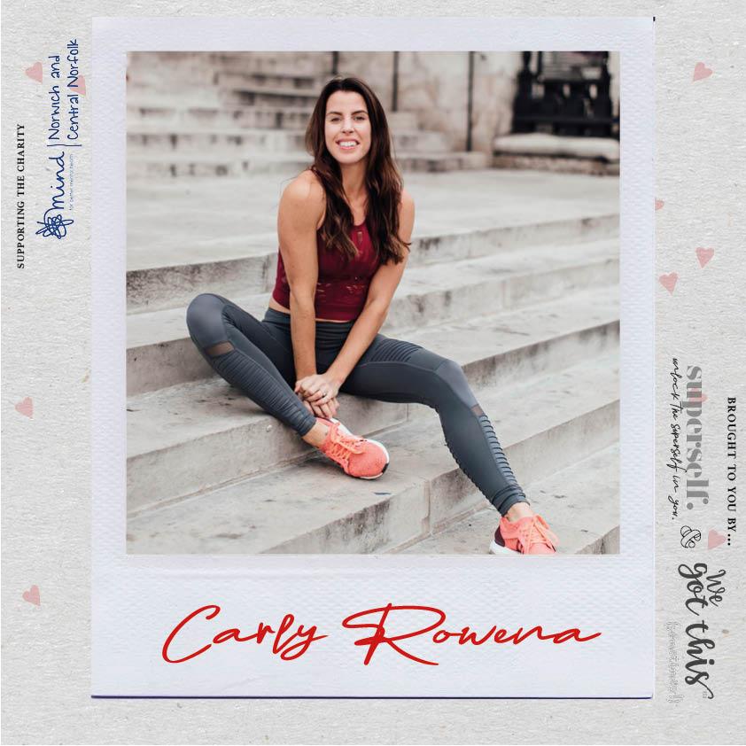 Carly Rowena Superself Liza