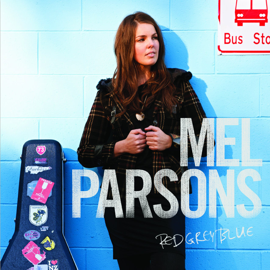 Mel parsons - red grey blue - production / engineering / performance