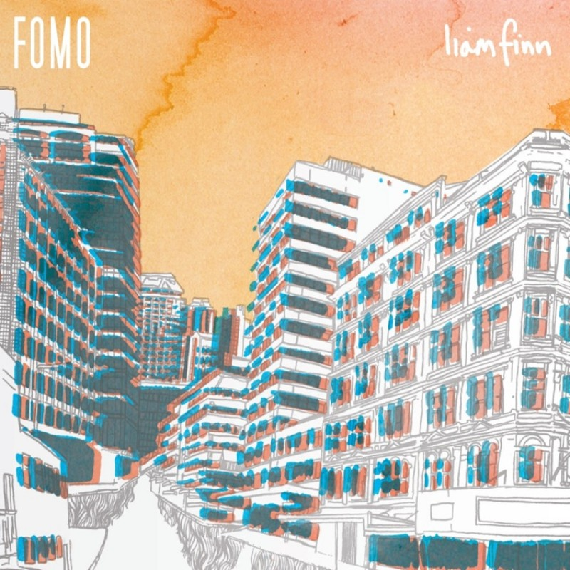 liam finn - fomo - pre-production / performance / engineer