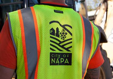 City of Napa Logo and Branding Design
