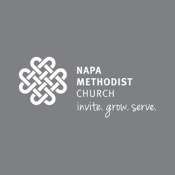 Napa Methodist Church - Logo Redesign
