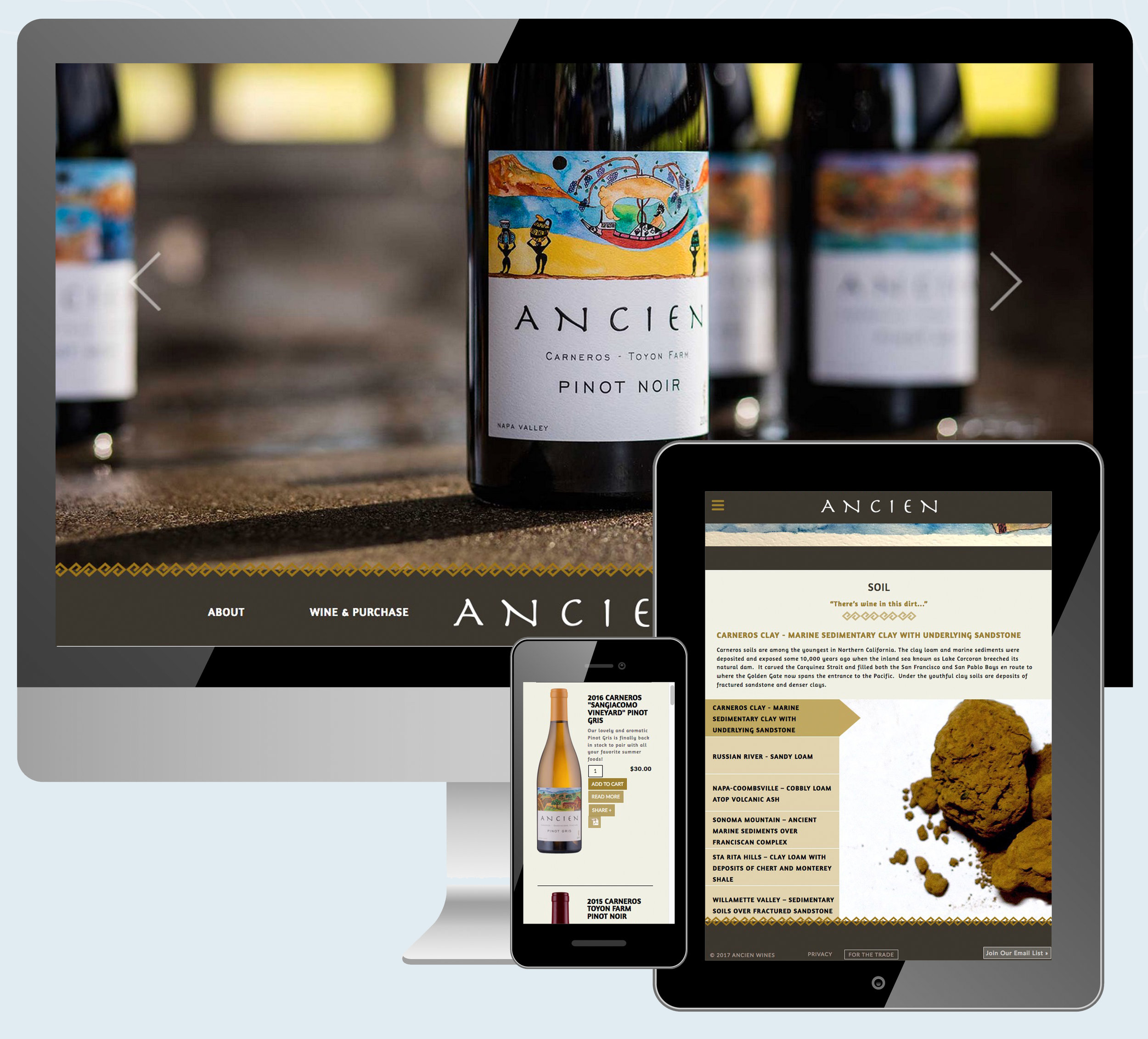 Ancien Wines