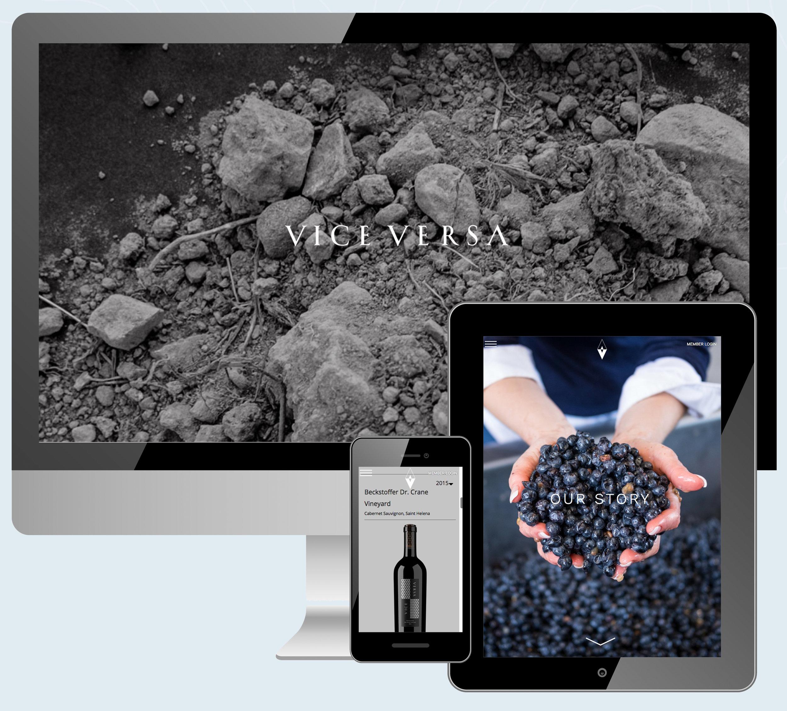 Vice Versa Wines