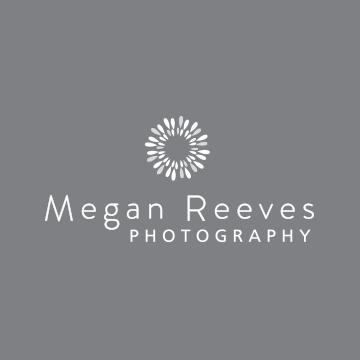 Megan Reeves Photography Logo Design
