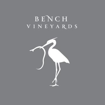 Bench Vineyards Branding & Wine Label Design