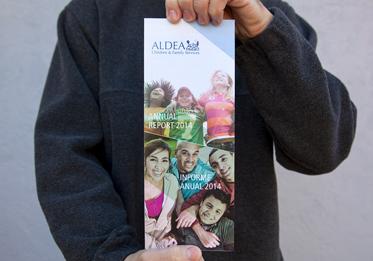 ALDEA Impact Report Design